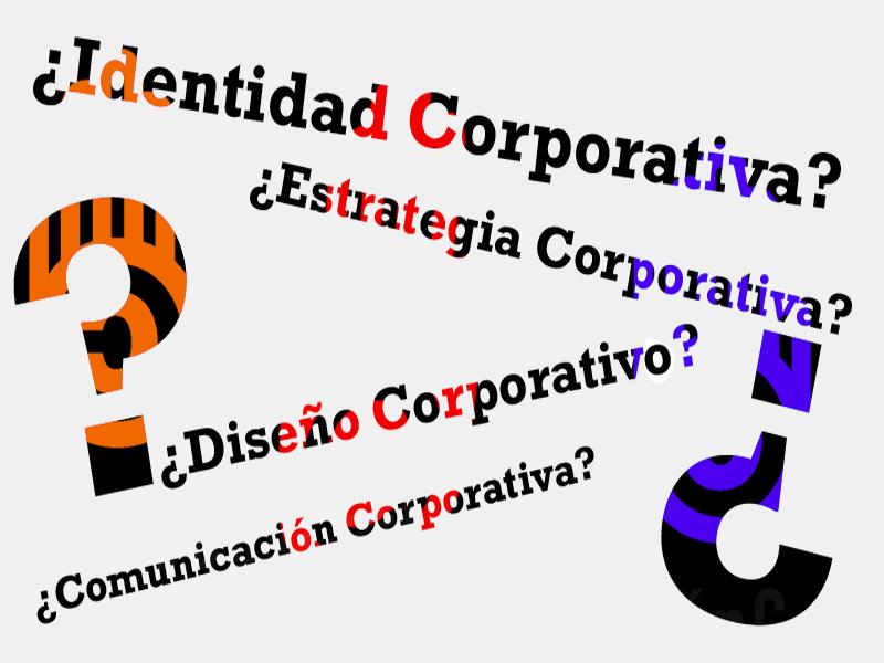 Entender la identidad corporativa, un viaje entre denominaciones.