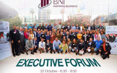 Más de 130 empresarios acudieron al Executive Forum de BNI